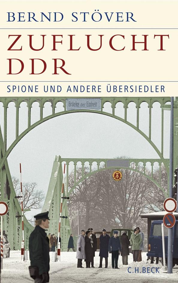Cover des Buches 'Zuflucht DDR'