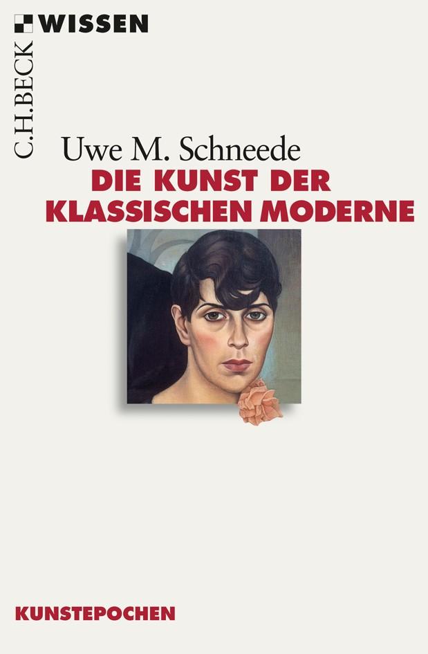 Cover des Buches 'Die Kunst der Klassischen Moderne'