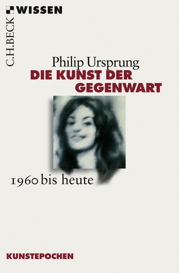 Cover des Buches 'Die Kunst der Gegenwart'