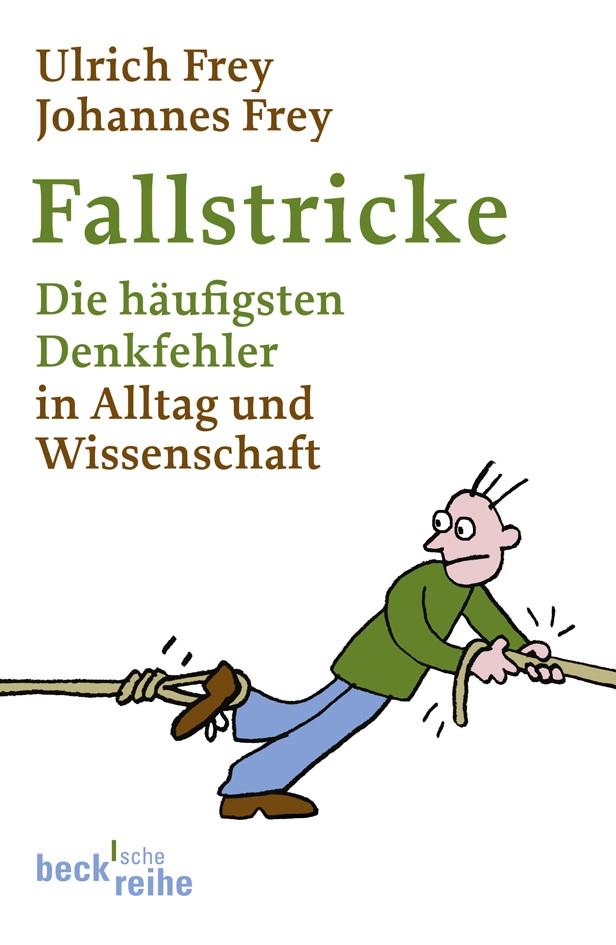 Cover des Buches 'Fallstricke'