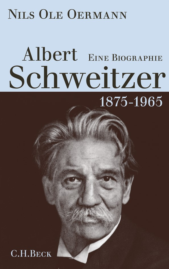 Cover des Buches 'Albert Schweitzer'