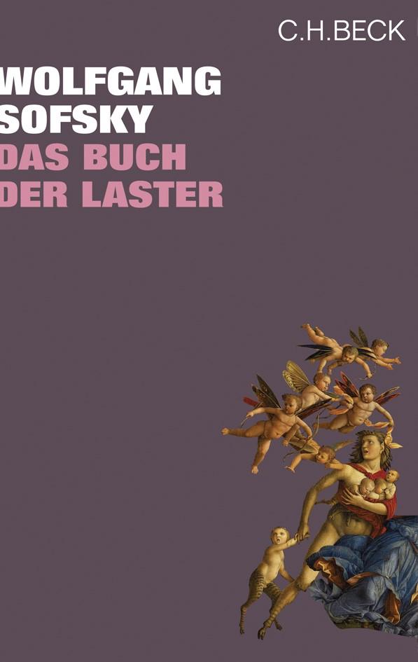 Cover des Buches 'Das Buch der Laster'