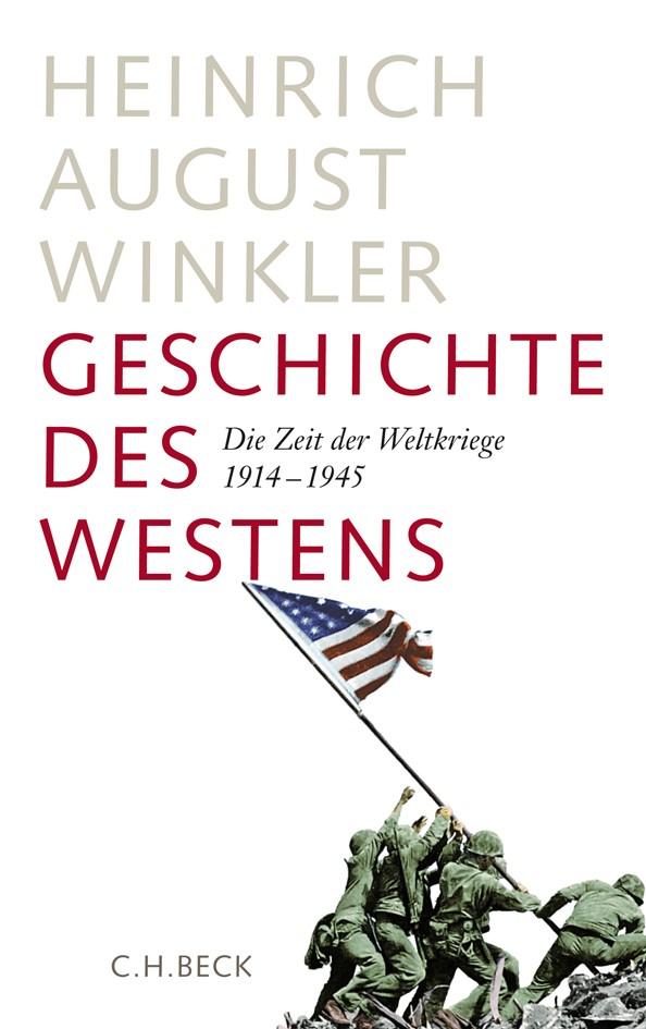 Cover des Buches 'Geschichte des Westens'