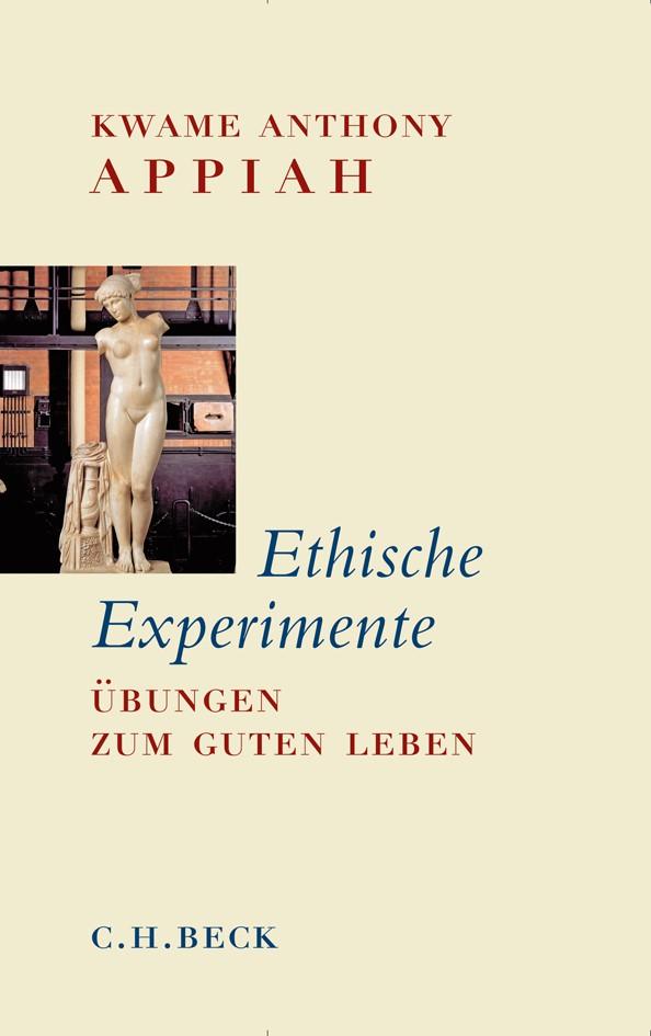 Cover des Buches 'Ethische Experimente'