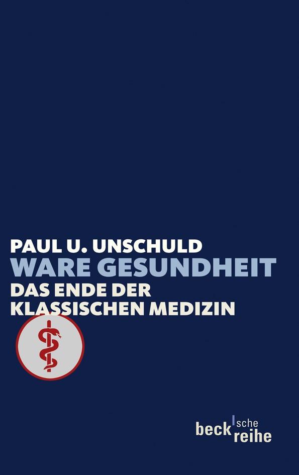 Cover des Buches 'Ware Gesundheit'