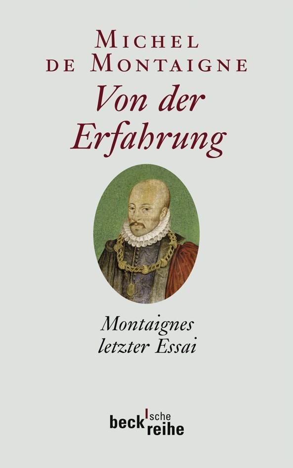 Cover des Buches 'Von der Erfahrung'