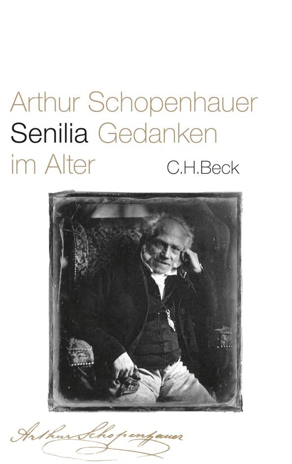 Cover des Buches 'Senilia'