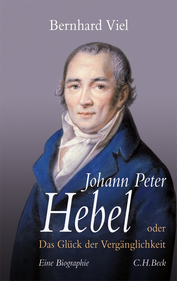 Cover des Buches 'Johann Peter Hebel'