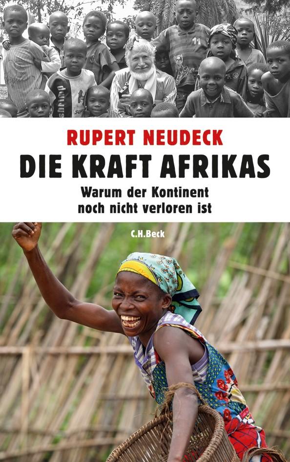 Cover des Buches 'Die Kraft Afrikas'
