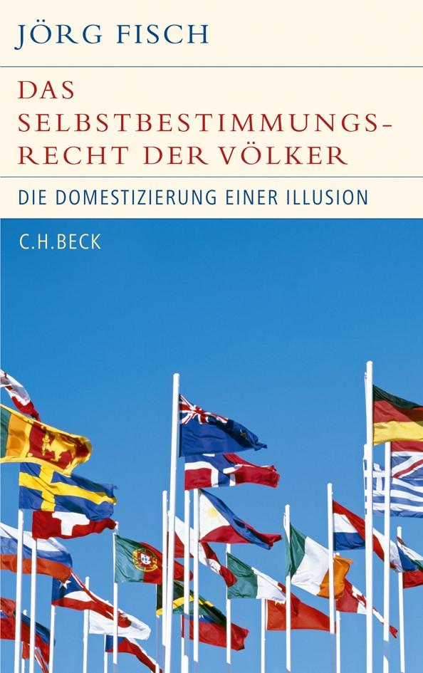 Cover des Buches 'Das Selbstbestimmungsrecht der Völker'