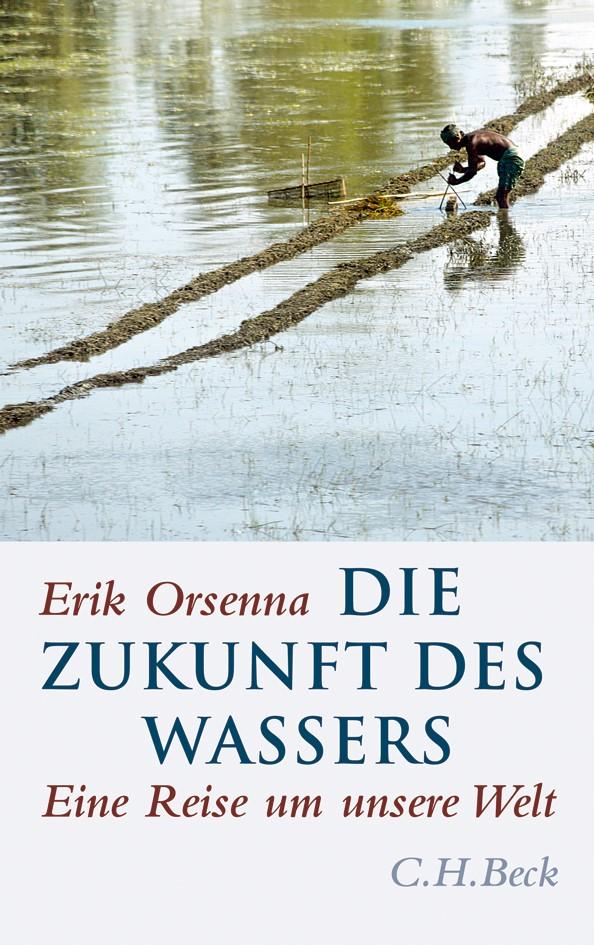 Cover des Buches 'Die Zukunft des Wassers'