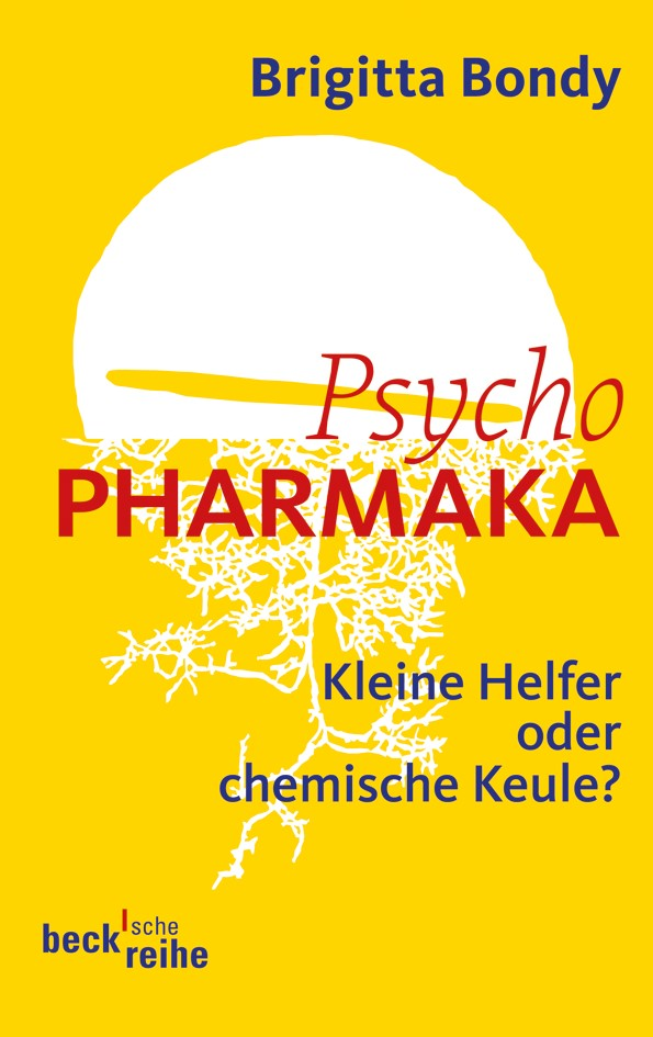 Cover des Buches 'Psychopharmaka'