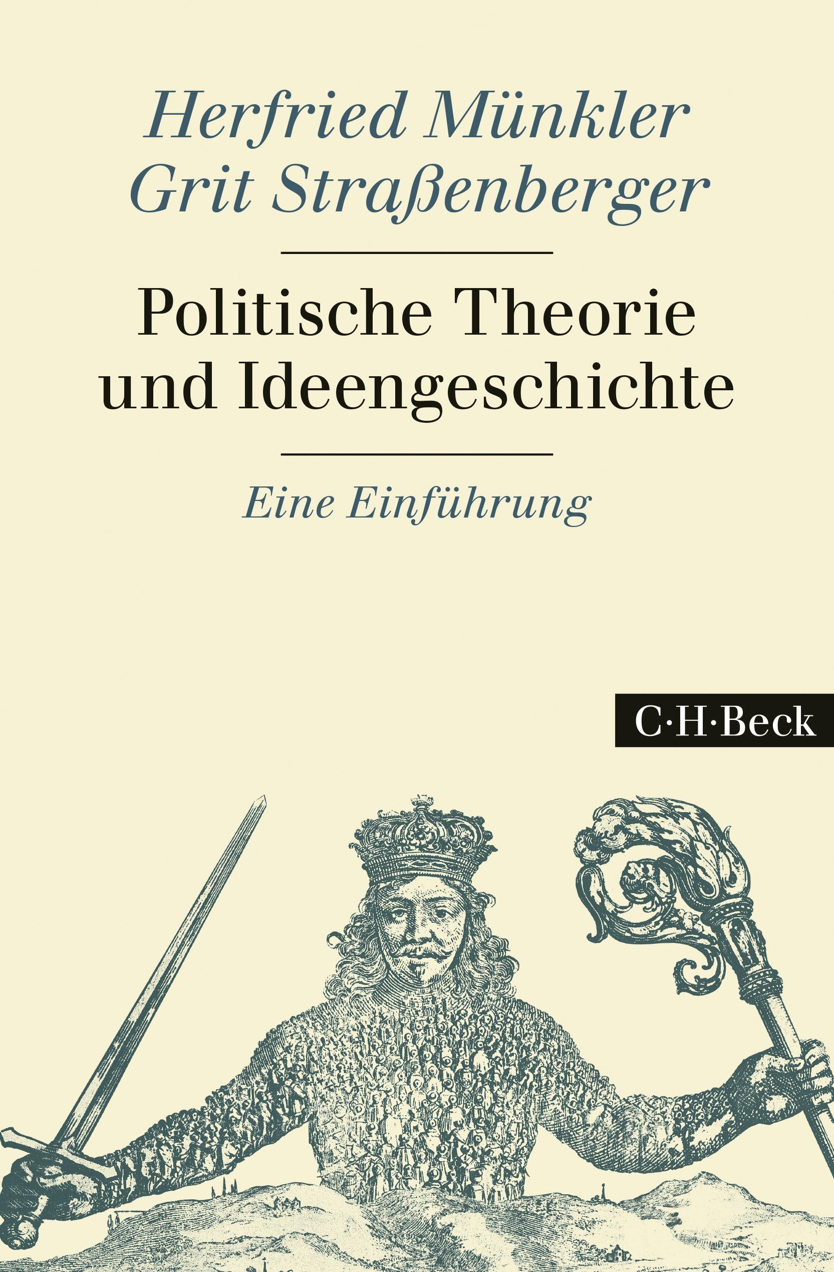 Cover des Buches 'Politische Theorie und Ideengeschichte'