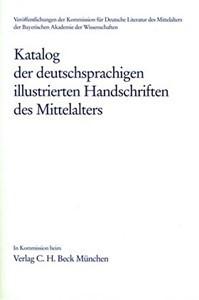 Cover des Buches 'Katalog der deutschsprachigen illustrierten Handschriften des Mittelalters Band 4/2, Lfg.: 38-42'