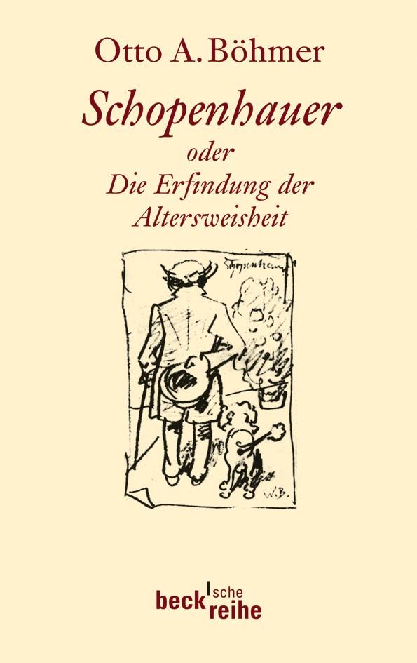 Cover des Buches 'Schopenhauer'