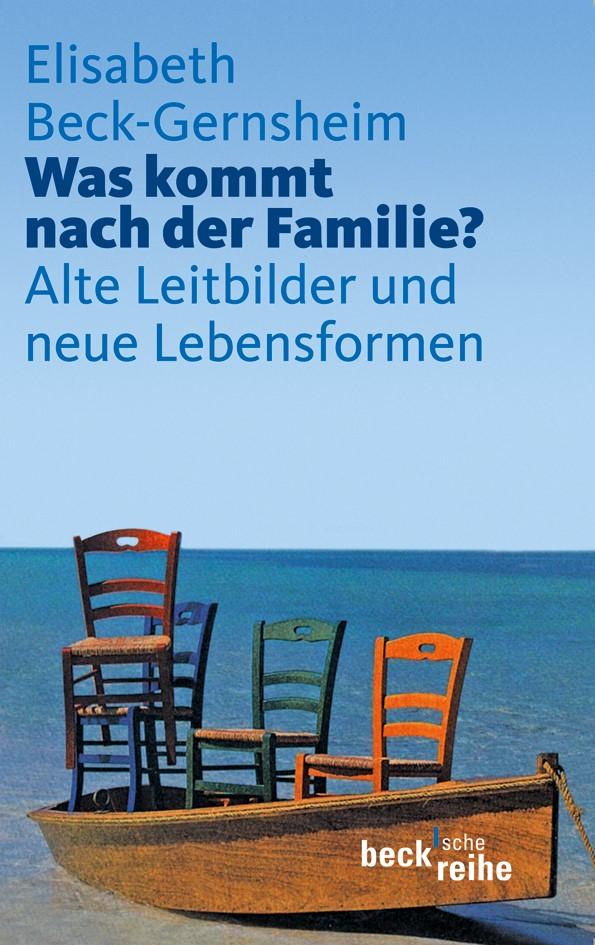 Cover des Buches 'Was kommt nach der Familie?'