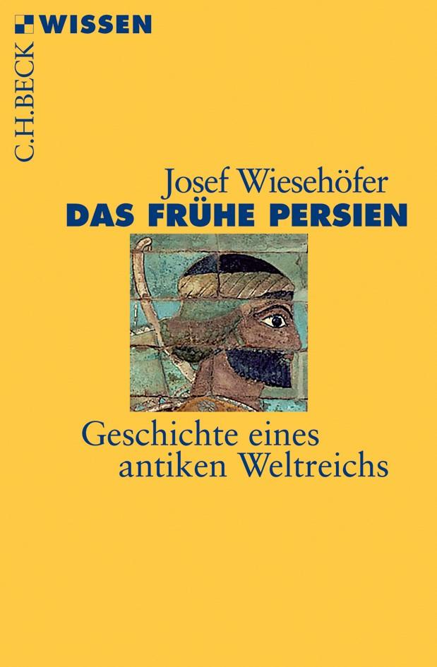 Cover des Buches 'Das frühe Persien'