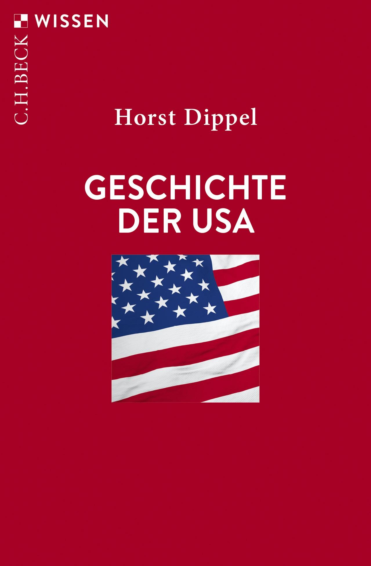 Cover des Buches 'Geschichte der USA'