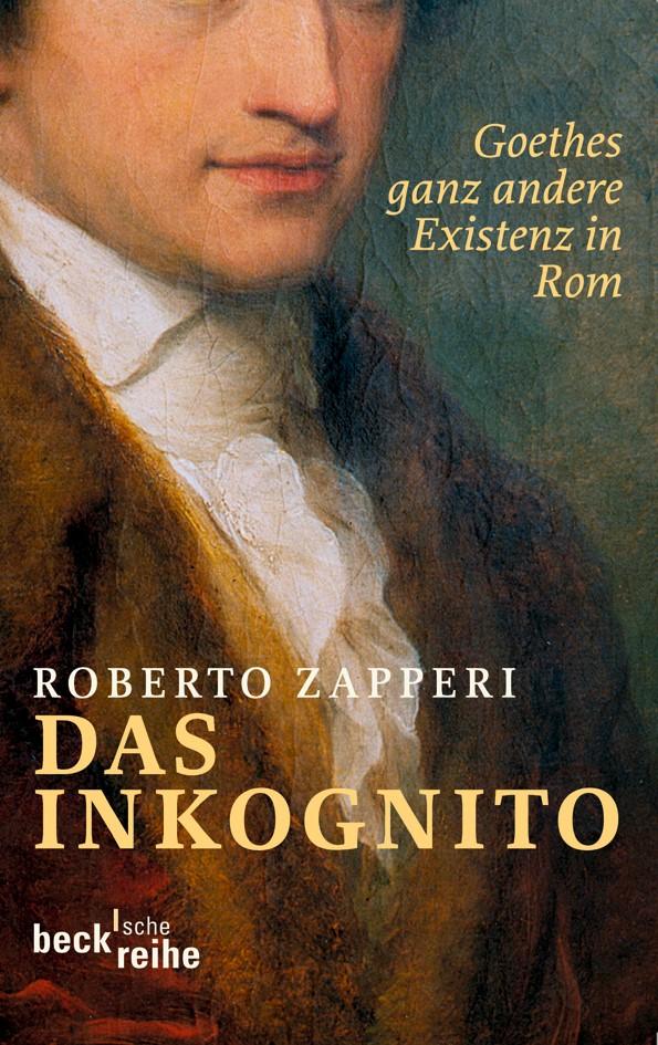 Cover des Buches 'Das Inkognito'