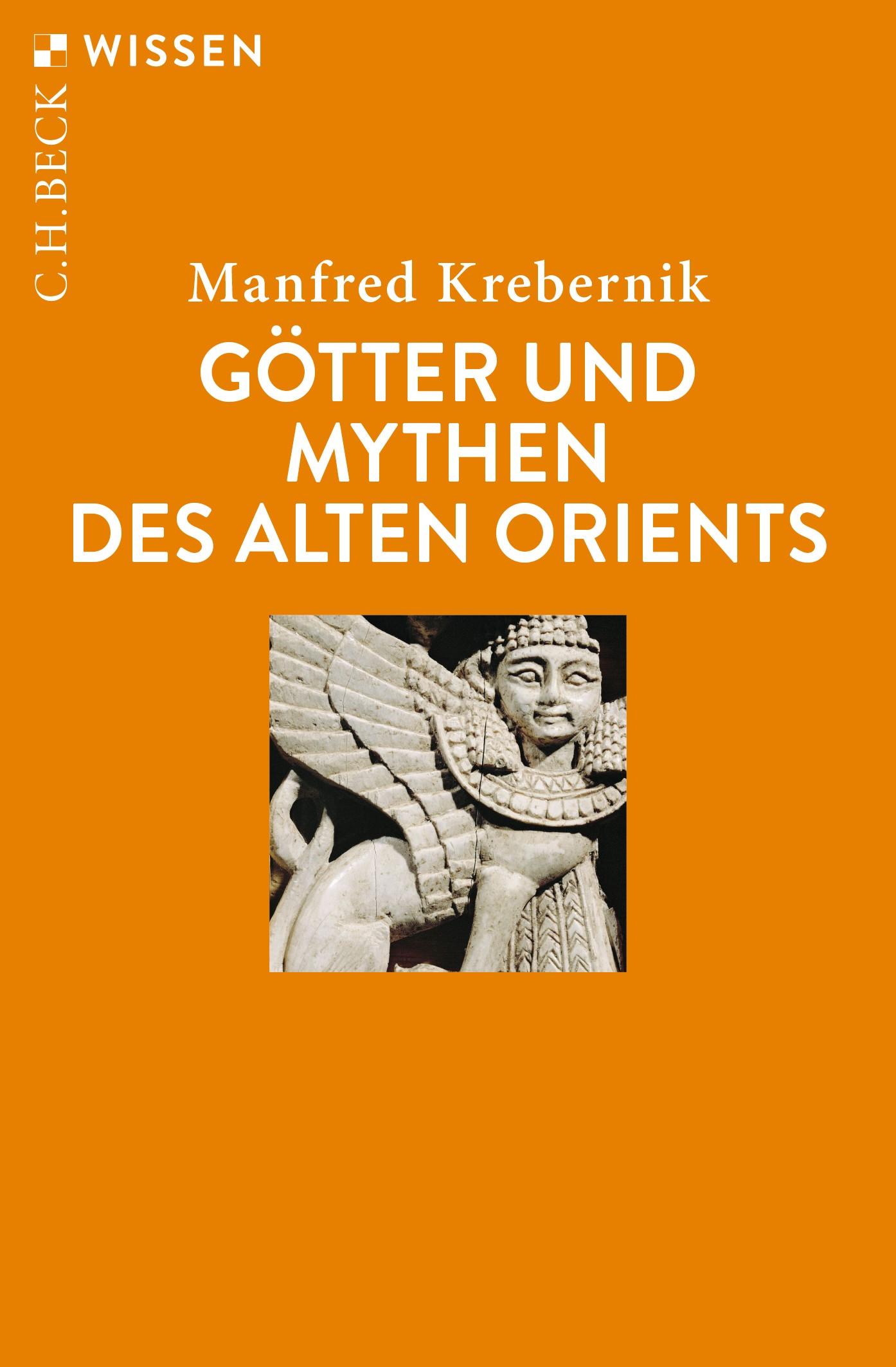 Cover des Buches 'Götter und Mythen des Alten Orients'