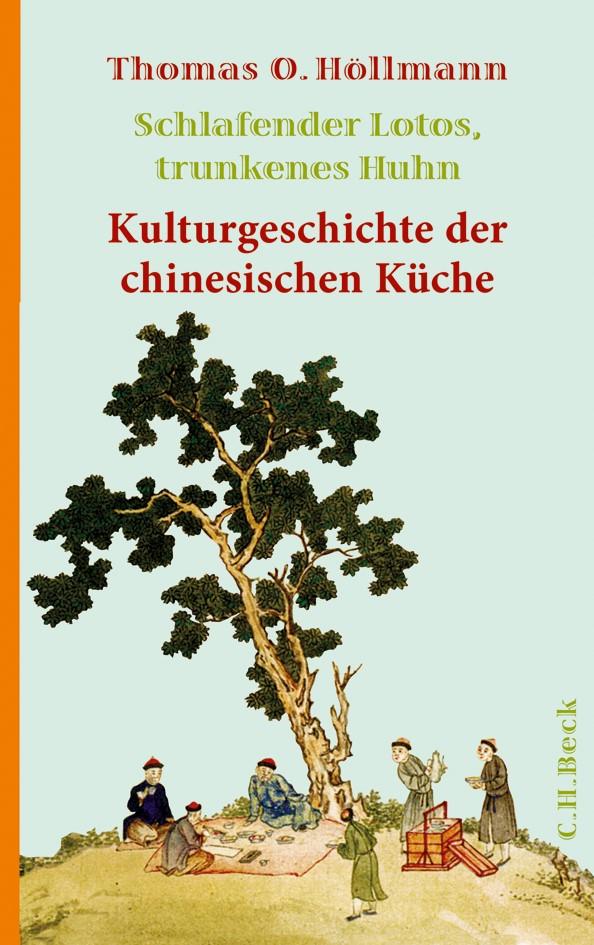 Cover des Buches 'Schlafender Lotos, trunkenes Huhn'