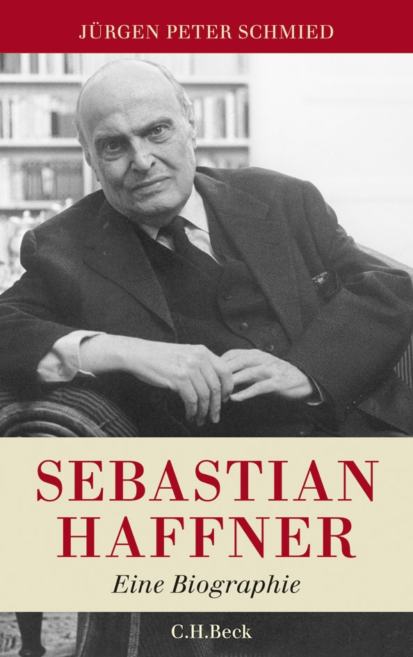 Cover des Buches 'Sebastian Haffner'