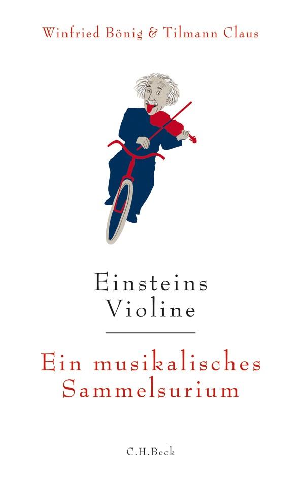 Cover des Buches 'Einsteins Violine'