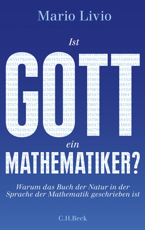 Cover des Buches 'Ist Gott ein Mathematiker?'