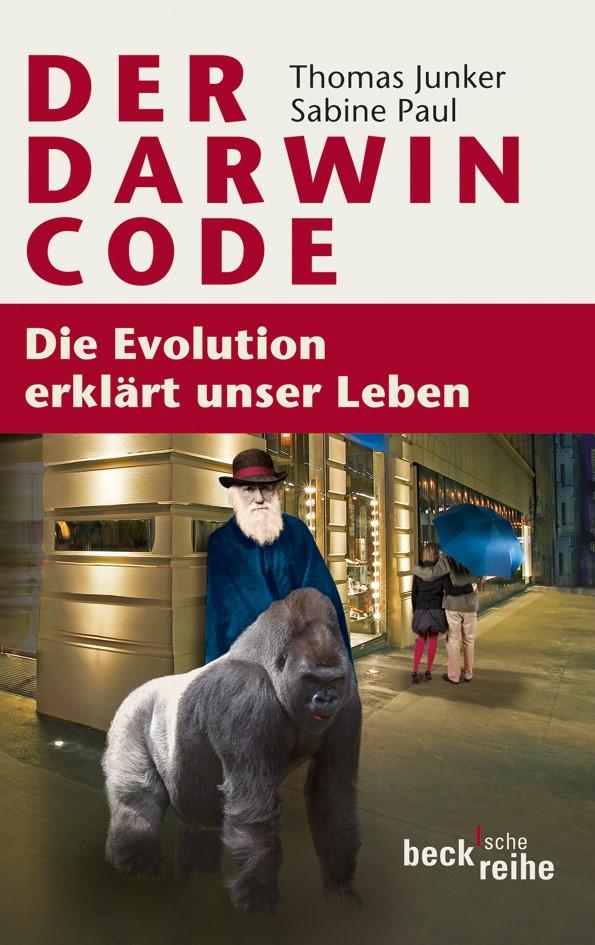 Cover des Buches 'Der Darwin-Code'
