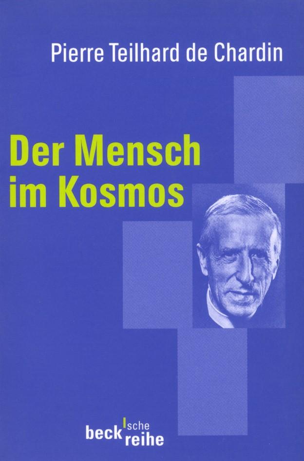 Cover des Buches 'Der Mensch im Kosmos'