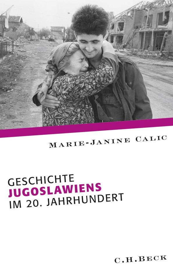 Cover des Buches 'Geschichte Jugoslawiens im 20. Jahrhundert'
