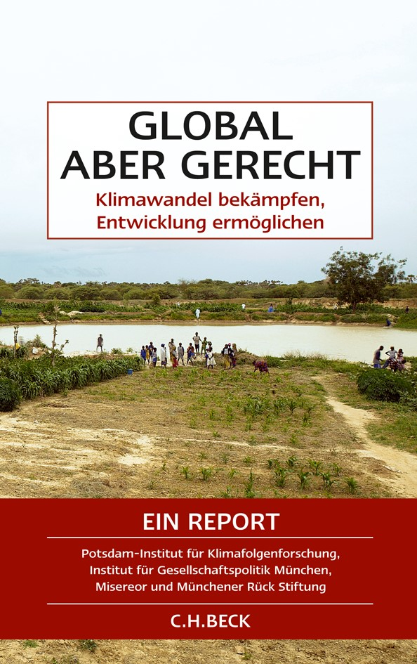 Cover des Buches 'Global aber gerecht'