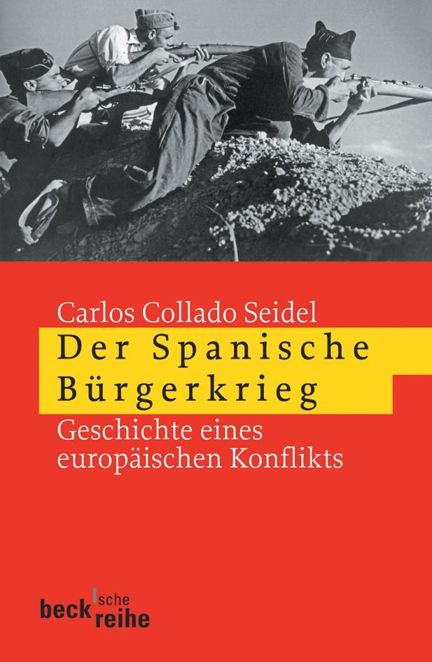 Cover des Buches 'Der Spanische Bürgerkrieg'
