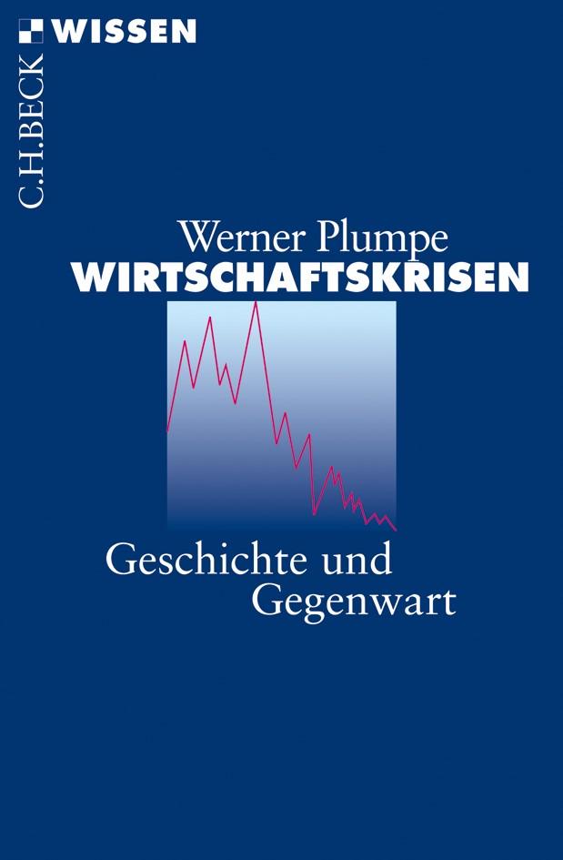 Cover des Buches 'Wirtschaftskrisen'