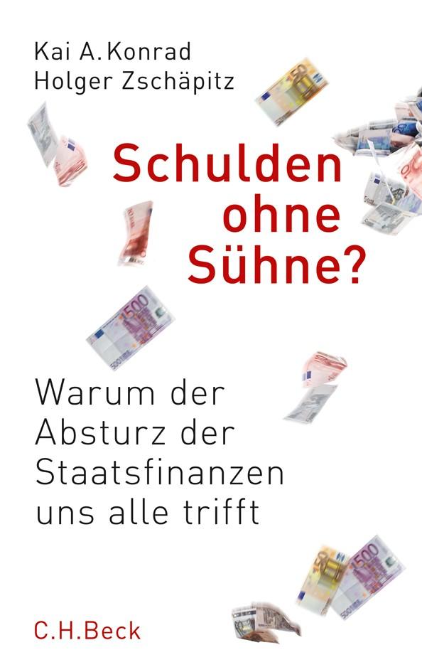 Cover des Buches 'Schulden ohne Sühne?'