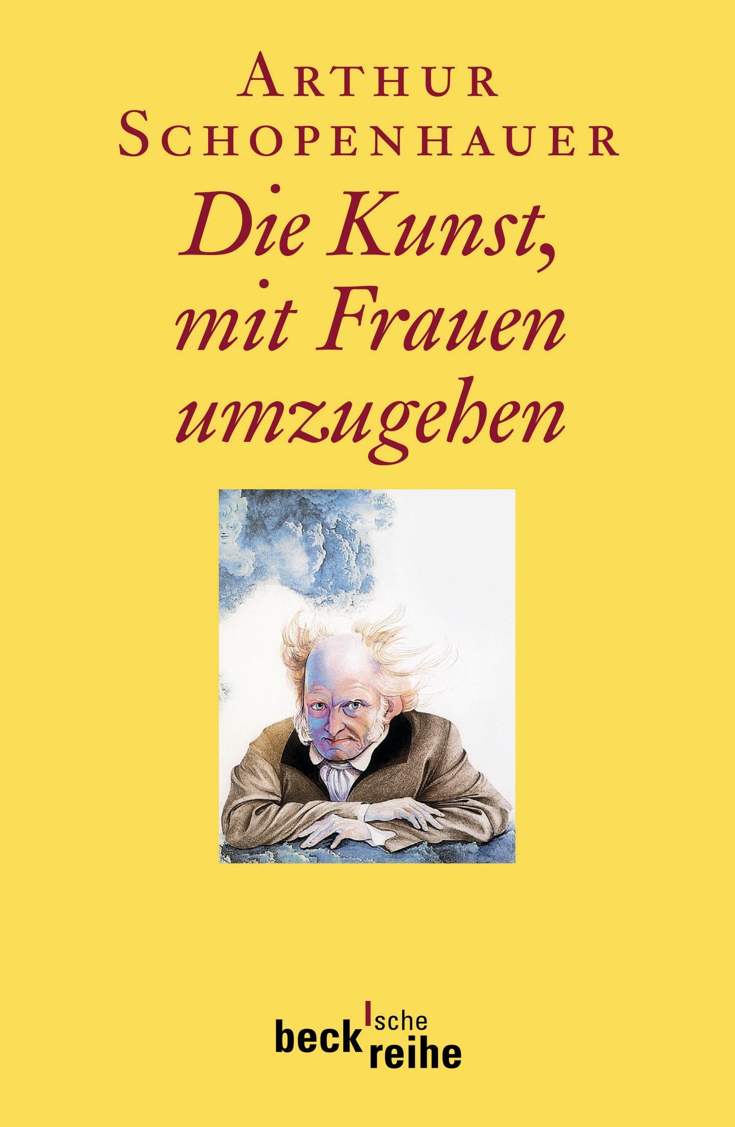 Cover des Buches 'Die Kunst, mit Frauen umzugehen'