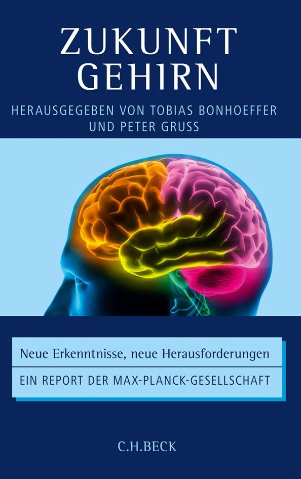 Cover des Buches 'Zukunft Gehirn'