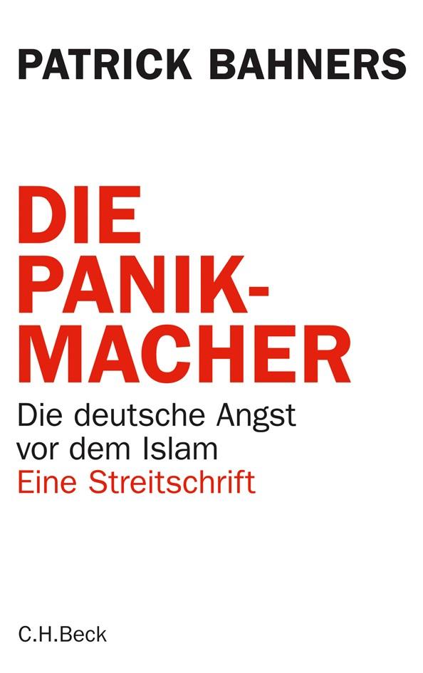 Cover des Buches 'Die Panikmacher'