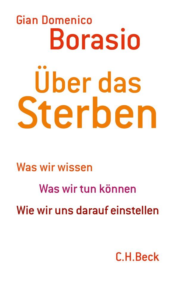 Cover des Buches 'Über das Sterben'