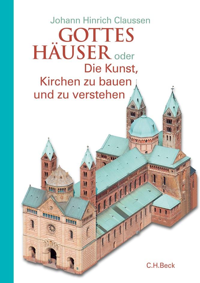 Cover des Buches 'Gottes Häuser'