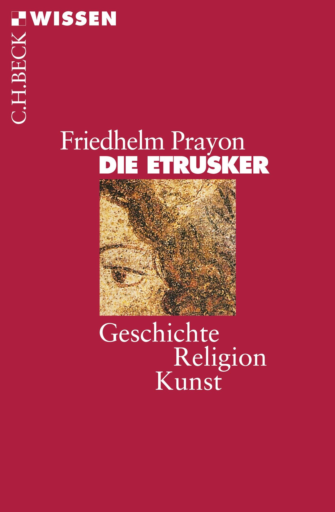 Cover des Buches 'Die Etrusker'