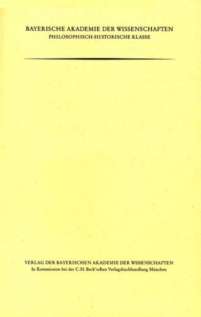 Cover des Buches 'Die Maß- und Gewichtsreformen in Deutschland im 19. Jahrhundert unter besonderer Berücksichtigung der Rolle Carl August Steinheils und der Bayerischen Akademie der Wissenschaften'