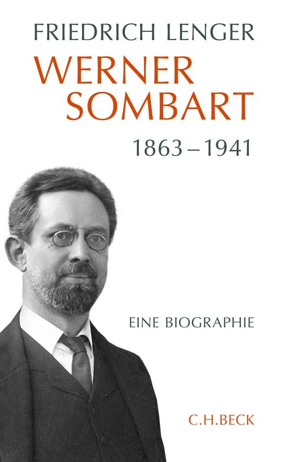 Cover des Buches 'Werner Sombart 1863-1941'