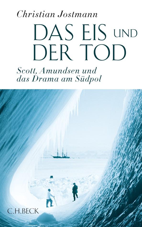 Cover des Buches 'Das Eis und der Tod'