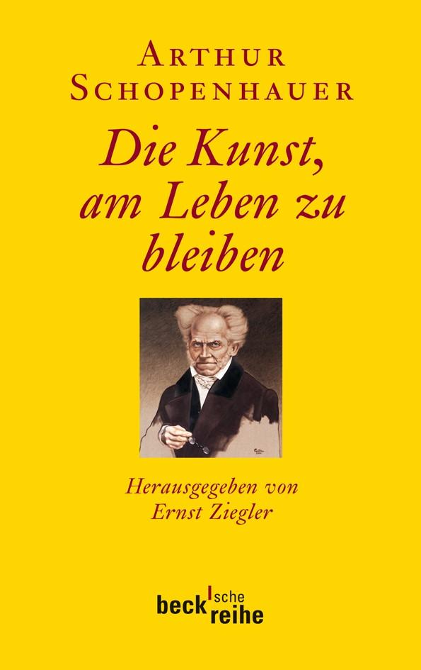 Cover des Buches 'Die Kunst, am Leben zu bleiben'