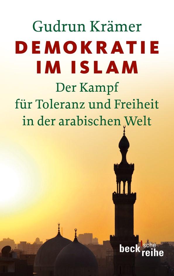 Cover des Buches 'Demokratie im Islam'