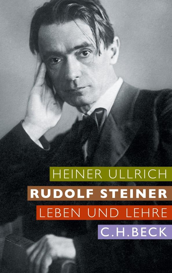 Cover des Buches 'Rudolf Steiner'