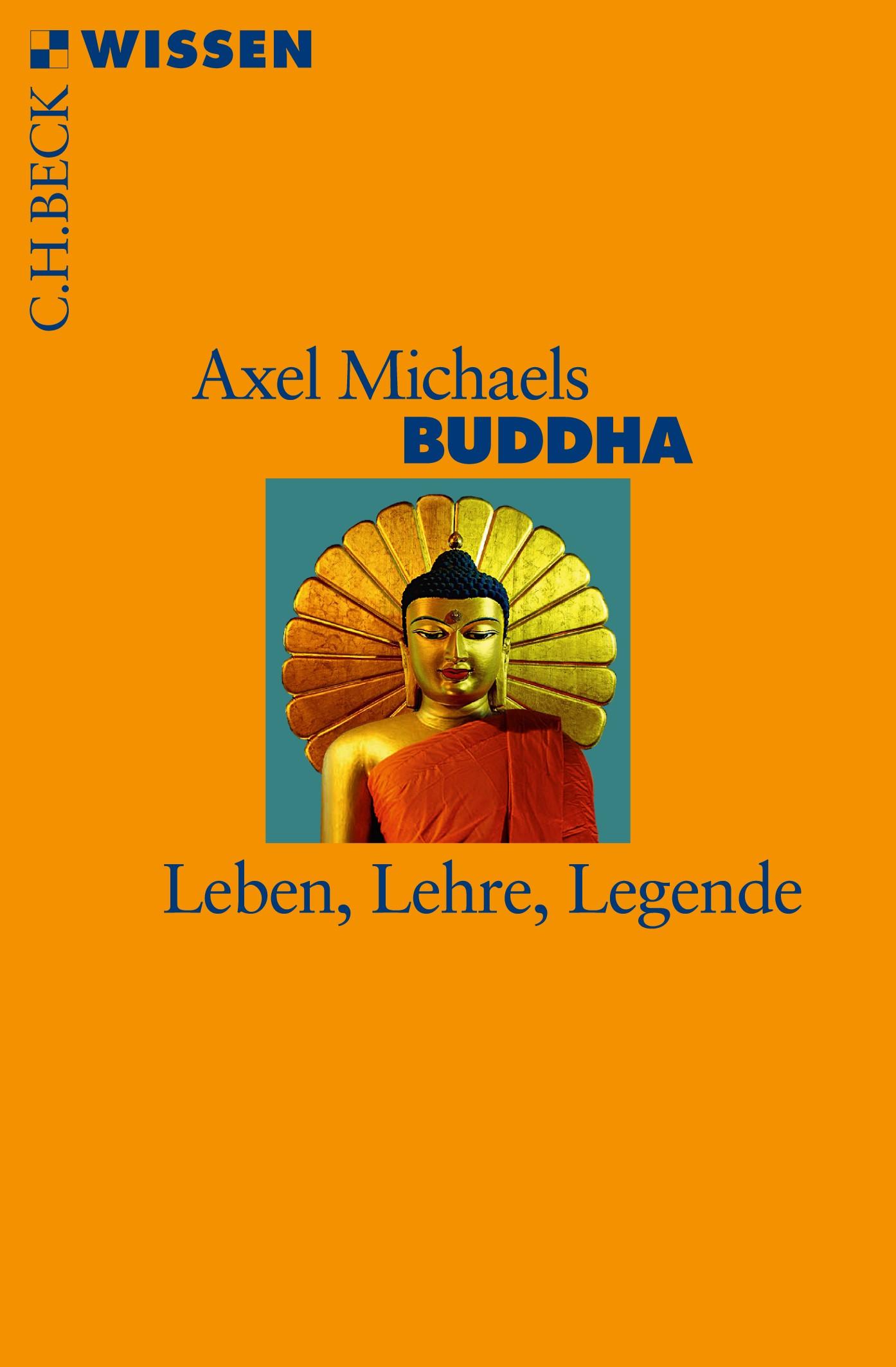 Cover des Buches 'Buddha'
