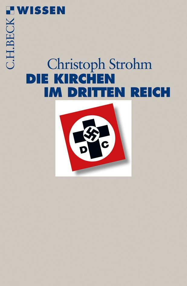 Cover des Buches 'Die Kirchen im Dritten Reich'