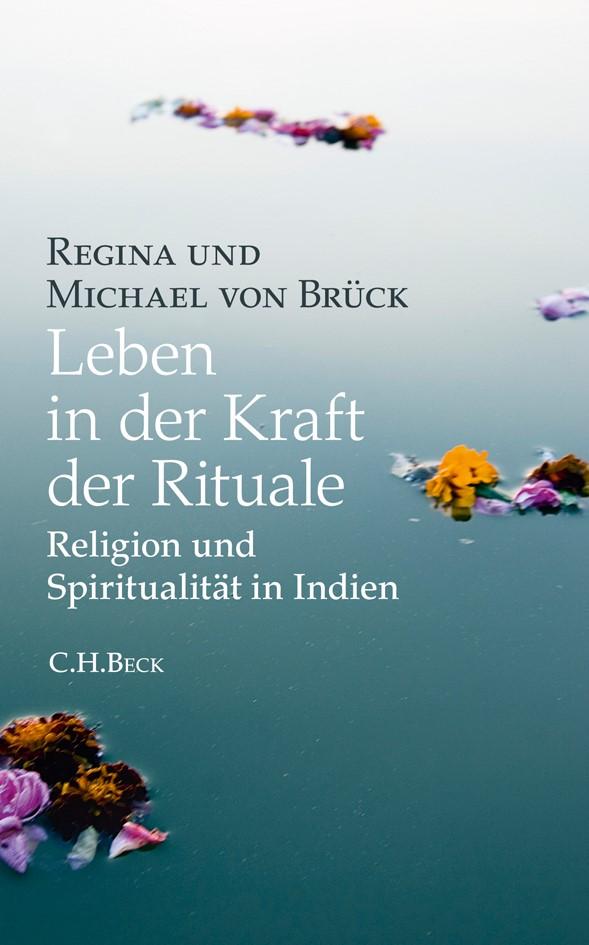 Cover des Buches 'Leben in der Kraft der Rituale'